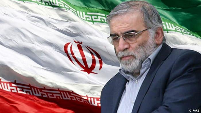 İranlı nükleer fizikçi Muhsin Fahrizade