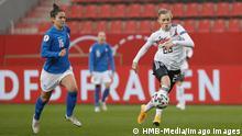 Frauen, Fussball, EM-Qualifikation I Deutschland vs. Griechenland