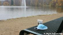 Maske, Glühwein und möglichst keine Kontakte: Corona-Herbst in Deutschland