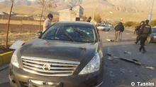Iran I Mord an Mohsen Fakhrizadeh
