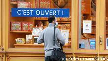 Frankreich Coronavirus
