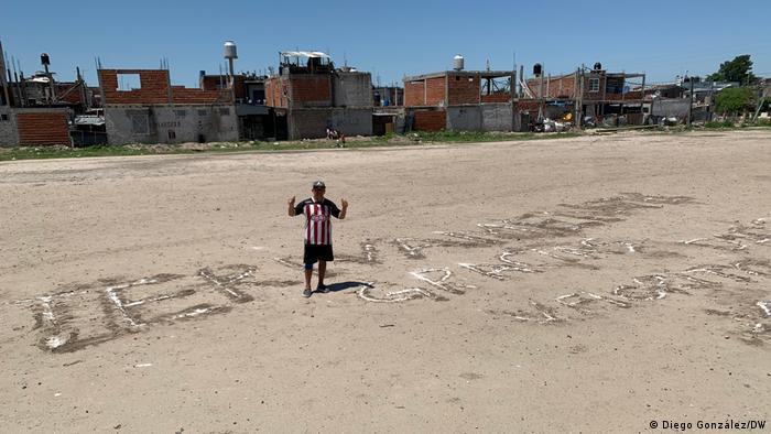 Argentinien | Maradona | Spielplatz