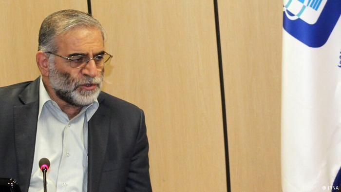 Mohsen Fakhrizadeh | iranischer Atomwissenschaftler