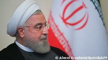 Hassan Rouhani Präsident Iran
