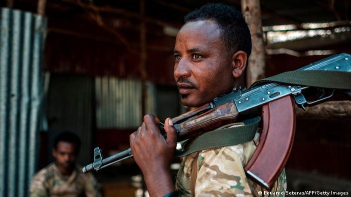 Äthiopien Konflikt in Tigray