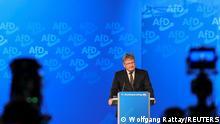 Deutschland Bundesparteitag der AfD in Kalkar | Jörg Meuthen