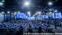 Deutschland Bundesparteitag der AfD in Kalkar | Tino Chrupalla