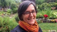 Oana Cristea Grigorescu ist eine rumänische Theaterkritikerin, die in einem und spricht. , Copyright: Privat
