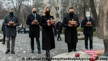 Ukraine | Präsident Selenskyj | Gedenken Opfer Holodomor