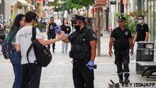 Republik Zypern Nikosia | Corona-Pandemie