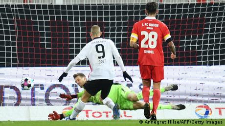 FC Union Berlin - Eintracht Frankfurt