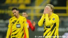 Fußball Bundesliga Borussia Dortmund v 1. FC Köln