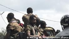 Tigray-Konflikt | Militär in Addis Abeba