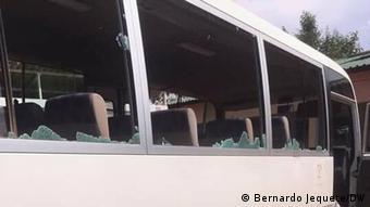 Mosambik Anschlag gegen Bus der Organisation PEPFAR