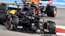 Formel 1 Bahrain Lewis Hamilton