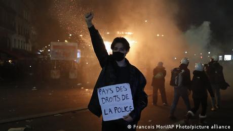 Βίαιες ταραχές στη Γαλλία