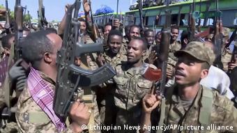 Tigray-Konflikt | Militär Äthiopien