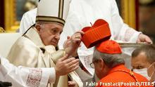Vatikan Papst Franziskus ernennt 13 neue Kardinäle