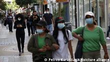 Coronavirus | Republik Zypern Nikosia