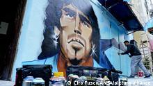 Bildergalerie | Diego Maradona: Sportwelt trauert um argentische Fußball-Legende