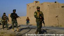 نیروهای امنیتی در ولایت هرات، عکس از آرشیو