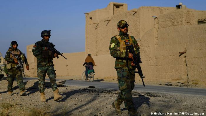 Afghanistan Herat | Sicherheitskräfte Symbolbild