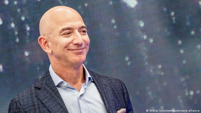 USA | Amazon | Jeff Bezos