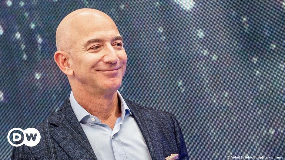 """Jeff Bezos: Der reichste Mann der Welt geht """"in Rente"""""""
