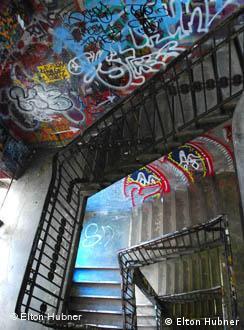 Escadaria do Tacheles