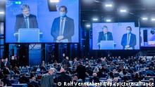 Deutschland Bundesparteitag der AfD in Kalkar | Tag 2
