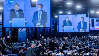 Συνέδριο της AfD τον περασμένο Νοέμβριο