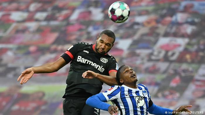 Bayer Leverkusen v Hertha BSC Berlin