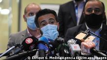 Argentinien Maradonas Arzt Leopoldo Luque