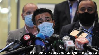 Leopoldo Locke, el médico a cargo de Diego Maradona