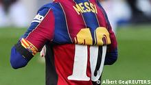 Spanien La Liga | FC Barcelona v Osasuna | Messi