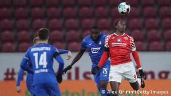 Fußball Bundesliga 1. FSV Mainz 05 v TSG Hoffenheim