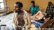 Tigray-Konflikt | Gondar | Überlebende eines Massakers in Mai-Kadra