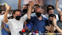 Brasilien Wahlen in Sao Paulo | Joao Doria und Bruno Covas