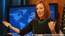 USA Jennifer Psaki