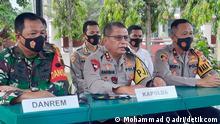 Indonesien Aktion gegen East Indonesia Mujahidin MIT