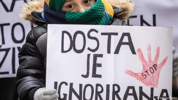Prosvjed za bolje plaće djelatnika u sektoru njege djece s posebnim potrebama