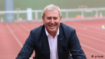 Professor Hans-Georg Predel of the German Sport University Cologne