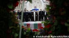 Iran Trauerzeremonie für Nuklearwissenschaftler Mohsen Fakhrizadeh