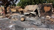 Nigeria Region Borno Boko Haram