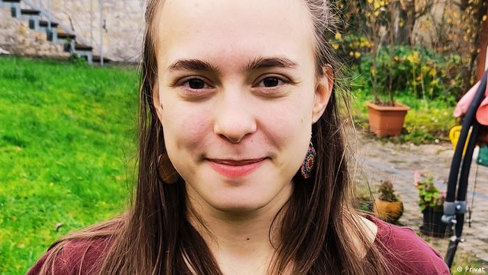 Mathilde de Maizière studiert an der Hochschule für Technik und Wirtschaft in Berlin. Auf dem Bild: Mathilde de Maizière