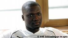 Senegalesicher Fußballer Papa Bouba Diop