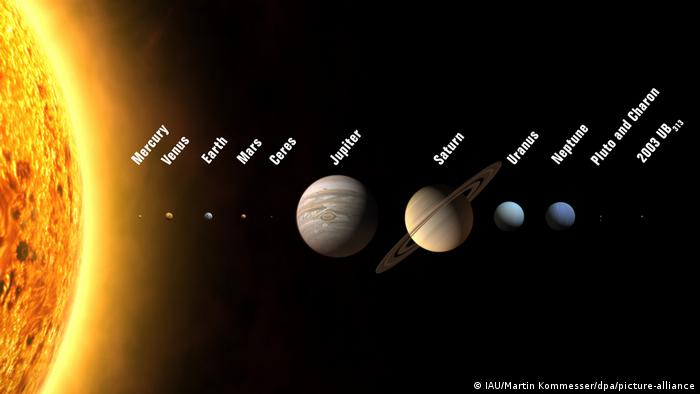 Zuwachs im Sonnensystem - voraussichtlich drei neue Planeten