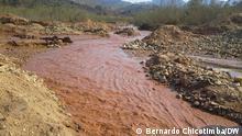 Mosambik Fluss in Manica