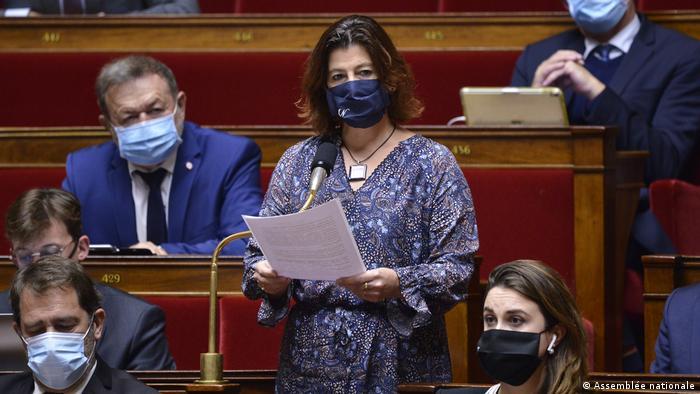 Frankreich Proteste in Paris | Cécile Rilhac