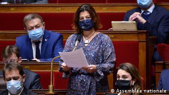 Η Σεσίλ Ριλάκ καταψήφισε τον νόμο περί ασφάλειας